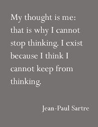 Jean Paul Sartre on Pinterest via Relatably.com