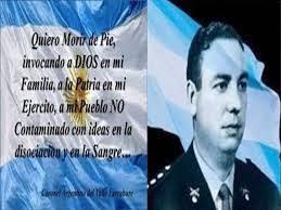 Resultado de imagen para Coronel Argentino del Valle Larrabure