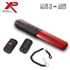 <b>XP MI6 MI 6</b> wasserdichter <b>Pinpointer</b>