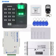 <b>DIYSECUR</b> Biometric Fingerprint <b>RFID</b> 125KHz Password Keypad ...