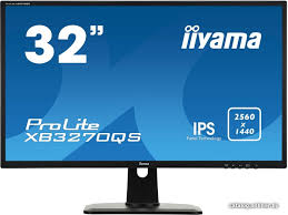 <b>Iiyama ProLite XB3270QS</b>-<b>B1 монитор</b> купить в Минске