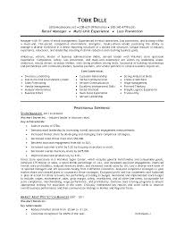 doc district manager resume retail com assistant service manager resume
