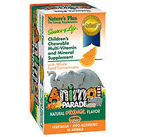 <b>Source of Life Animal</b> Parade Natural Orange Flavour 90's: The ...