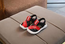 Online Shop <b>2019 summer kids shoes</b> brand open toe toddler boys ...