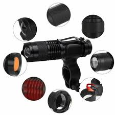 <b>Bicycle Light</b> 7 Watt 2000 Lumens 3 Mode Bike <b>Q5 LED</b> cycling ...