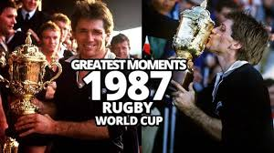 「1987, first rugby world cup」の画像検索結果