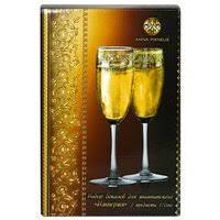 """«<b>Набор свадебных бокалов</b> для шампанского """"Восхищение"""", 2 пр ..."""