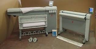 <b>Oce</b> TCS500 Poster Wide Large Format A1 Printer & <b>Oce TC4</b> ...