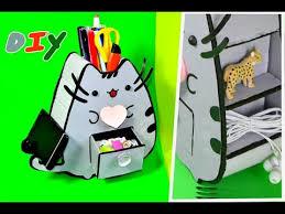 DIY.<b>Органайзер для рабочего</b> стола.Декор стола. Органайзер ...