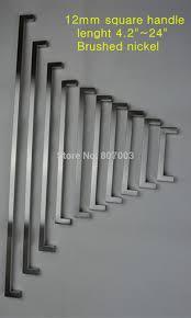 Kitchen Cabinet Bar Handles Aliexpresscom Buy Diameter 12mmstainless Steel Kitchen Door
