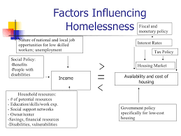 general outline of homelessness  homeless
