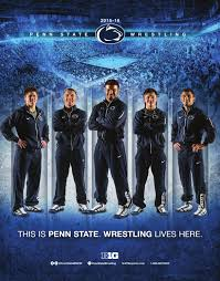 penn state wrestling yearbook by penn state athletics issuu