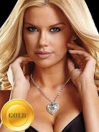 <b>Цепочка с сердцем Ann</b> Devine - Titanic Heart Necklace с ...