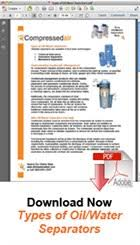 <b>Oil</b>/<b>Water Separators</b> | eCompressed Air