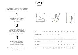 Sustainable Sneakers - SAYE