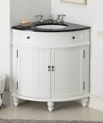 design basin bathroom sink vanities:  stylish cheap and stylish corner bathroom vanity cabinet design with round with cheap bathroom sinks