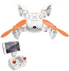 Rabing Mini Foldable RC Drone FPV VR WiFi RC ... - Amazon.com