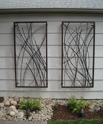 designs outdoor wall art: best designs for outdoor wall art custom outdoor wall art design plank wall small garden
