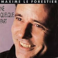 Maxime <b>LE FORESTIER</b> - 45_T_Maxime_Le_Forestier_Polydor_887_239-7