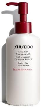 <b>Очищающее молочко для сухой</b> кожи - Shiseido Extra Rich ...