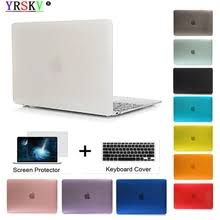 Buy <b>laptop</b> cover for macbook air 13 inch <b>matte</b> and get free ...
