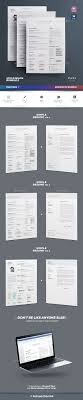 best ideas about simple resume resume design cv simple resume cv bundle volume 2