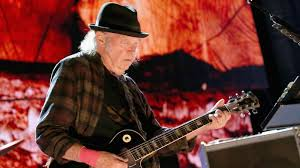 """Listen to <b>Neil Young</b> Cover Bob Dylan's """"The Times They Are a ..."""