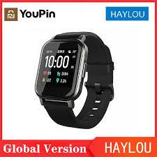 <b>New Haylou</b> Solar <b>Global Version</b> LS02 Smart Watch ,Waterproof ...