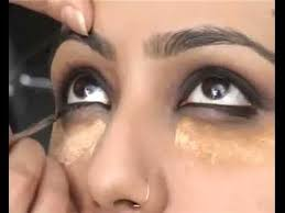 video dailymotion stani party make up u0026 hair style urdu middot makeup eyeshadow
