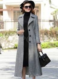 Winter <b>Fashion Double Side</b> Cashmere Coat | Women <b>Fashion</b> in ...
