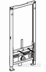 Geberit Duofix <b>монтажный элемент для</b> биде, высота 112 см за 7 ...