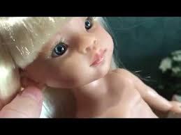 Распаковка и обзор <b>куклы</b> от <b>Paola Reina</b>, 32см ( Новинка 2017г ...