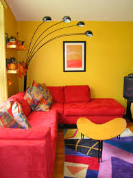 Yellow Living Room Decorating Yellow And Red Living Room Decor Nomadiceuphoriacom
