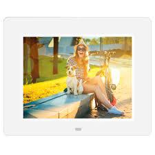 Купить <b>Цифровая фоторамка Digma PF-833</b> White в каталоге ...