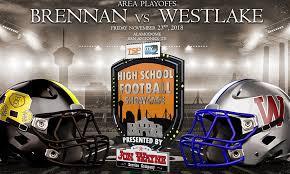 Brennan vs Westlake – 11/23/18   Texas Sports Productions