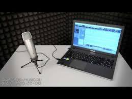 Обзор <b>Samson C01U Pro</b> – качественный USB-<b>микрофон</b> (117$)