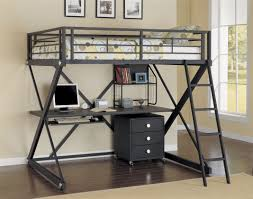 full size loft bed with desk double bed with desk underneath loft bunk with bunk bed computer desk