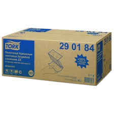 «<b>полотенца бум</b>. <b>TORK Advanced</b> 2-сл. 200шт. 23х23см ZZ-слож ...