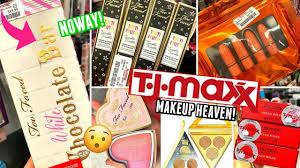 <b>HEAVEN</b> at TJ MAXX   <b>Too Faced</b> WHITE CHOCOLATE, MAC ...