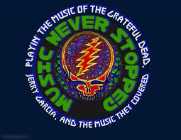 Image result for the music never stopped grateful dead