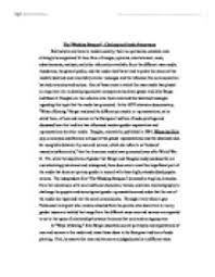 imgjpg essay stereotypes stereotyping in society essays  best argument essay topics stereotypes are rampant in our