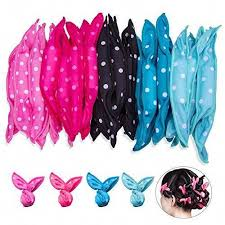 <b>40pcs</b> Hair Rollers No Heat Foam Hair Curler Sleep Styler Flexible ...