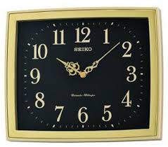 <b>Настенные часы Seiko QXD211FN</b>