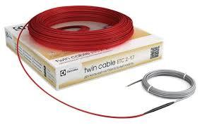 Греющий кабель <b>Electrolux ETC</b> 2-17-1200 — купить по выгодной ...