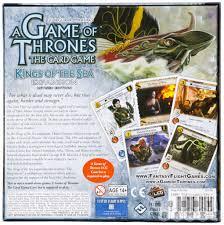 A <b>Game</b> of Thrones LCG: <b>Kings of</b> the Sea Expansion | Купить ...