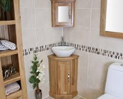 custom corner bathroom sink cabinet mixed with tall organizer and mirrored medicine storage bathroom sink furniture cabinet