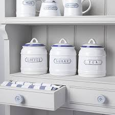 storage canisters kitchen