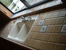 ceramic tile kitchen countertops photos