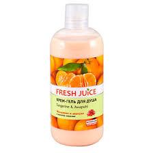 <b>Fresh</b> Juice <b>Крем</b>-<b>гель</b> для <b>душа</b> Thai melon & White lemon, 500мл ...