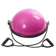 <b>Полусфера Bosu</b> Ball <b>Atemi</b> 58 см, <b>ABS01</b> - купить по цене 5 900 ...